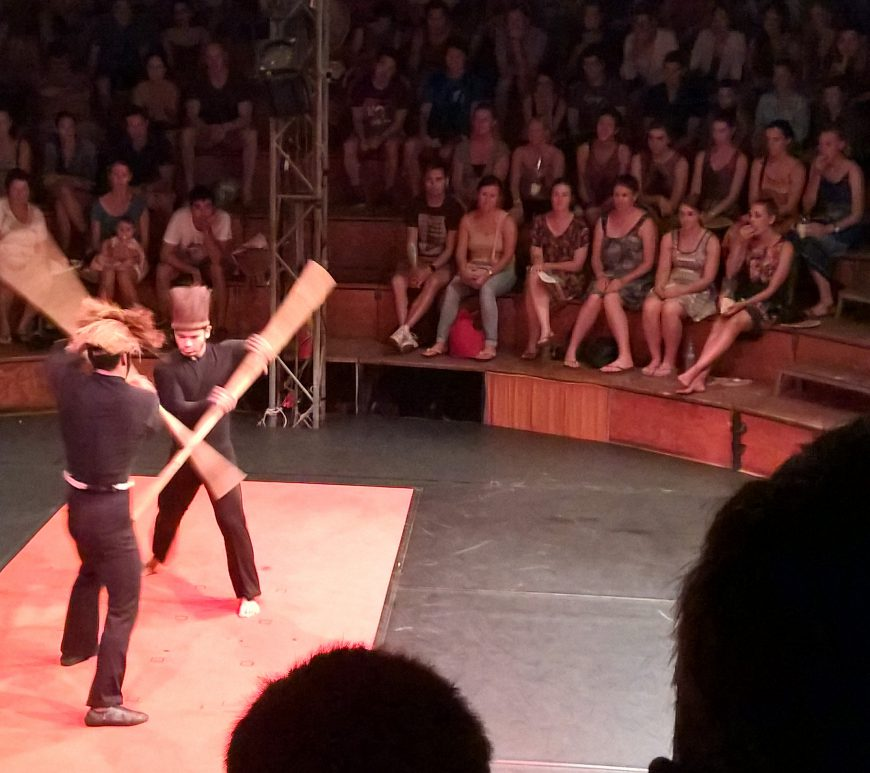 Beindruckende Akrobatik in Siem Reap: Phare – The Cambodian Circus